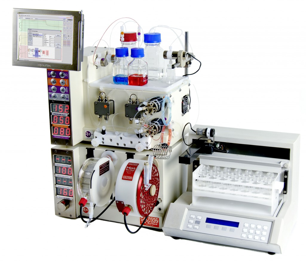 Vapourtec-R-Series-fraction-collector
