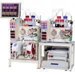 RS-300 multiple pump flow chemistry system