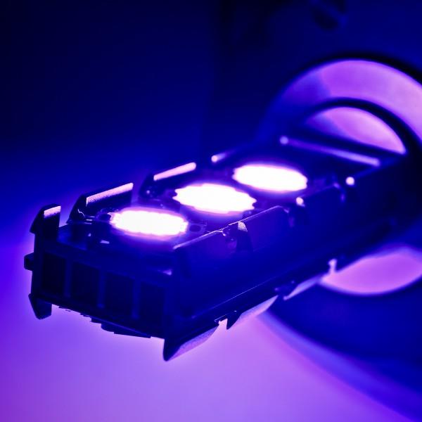 high intensity UV light reactor