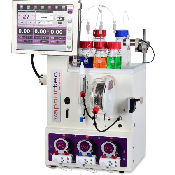 Easy-Polymer flow chemistry system