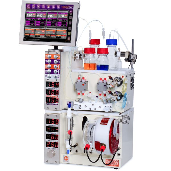 RS-200 multiple pump flow chemistry system