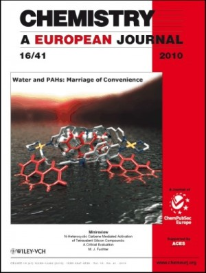 Image for Chemistry A European Journal