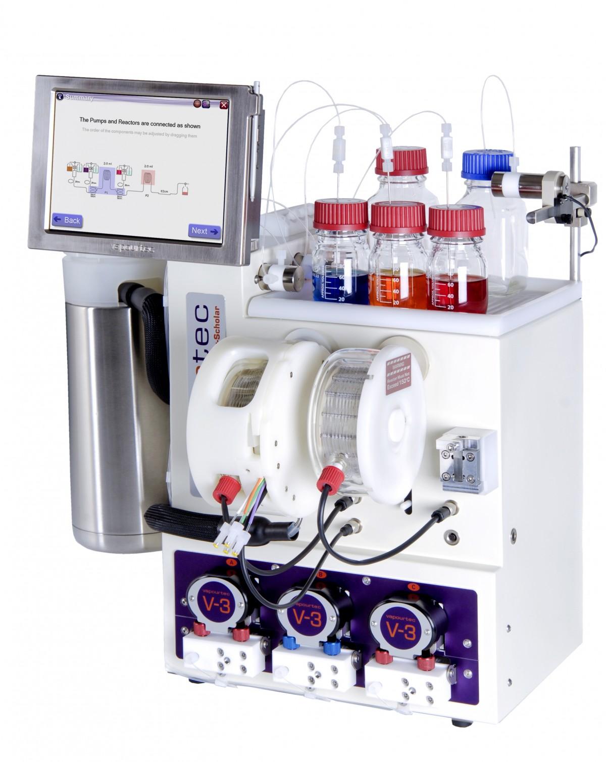Vapourtec_E-series-medchem-flow-chemistry-system
