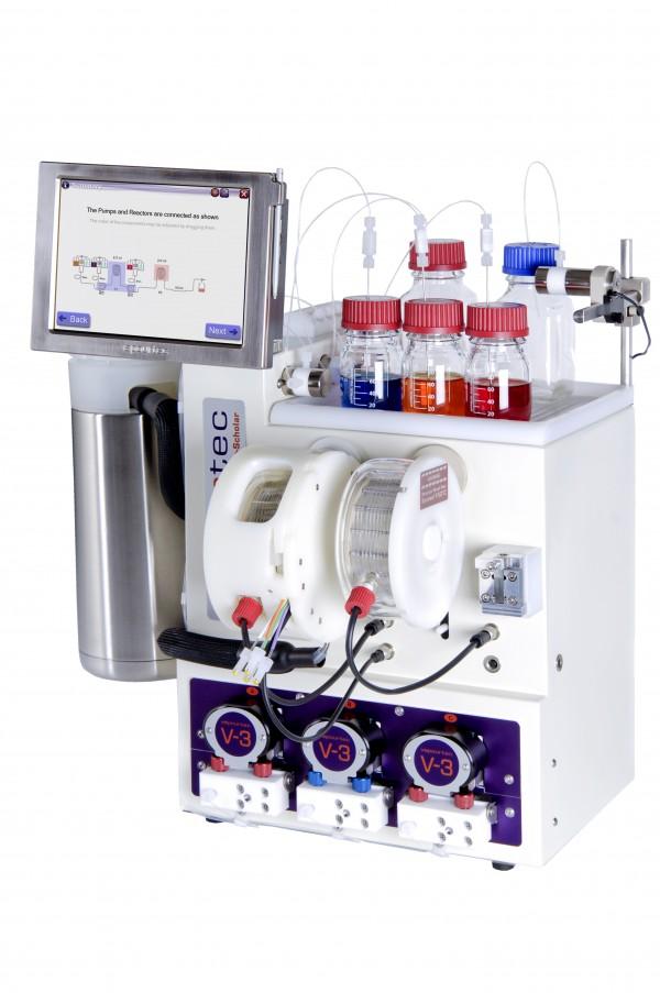 Vapourtecs E-series Medchem system
