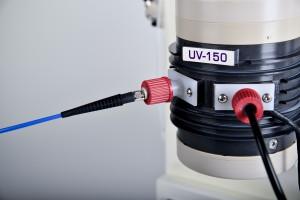 Real time UV spectrometer