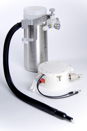 cold cryogenic reactor from Vapourtec