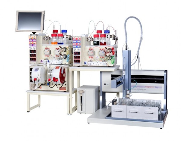 R-Series flow chemistry system
