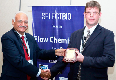 Vapourtec (Cambridge, UK) has hailed its presence at the recent Flow Chemistry India conference in Mumbai as a great success with significant interest shown in its array of flow chemistry and photochemistry technology