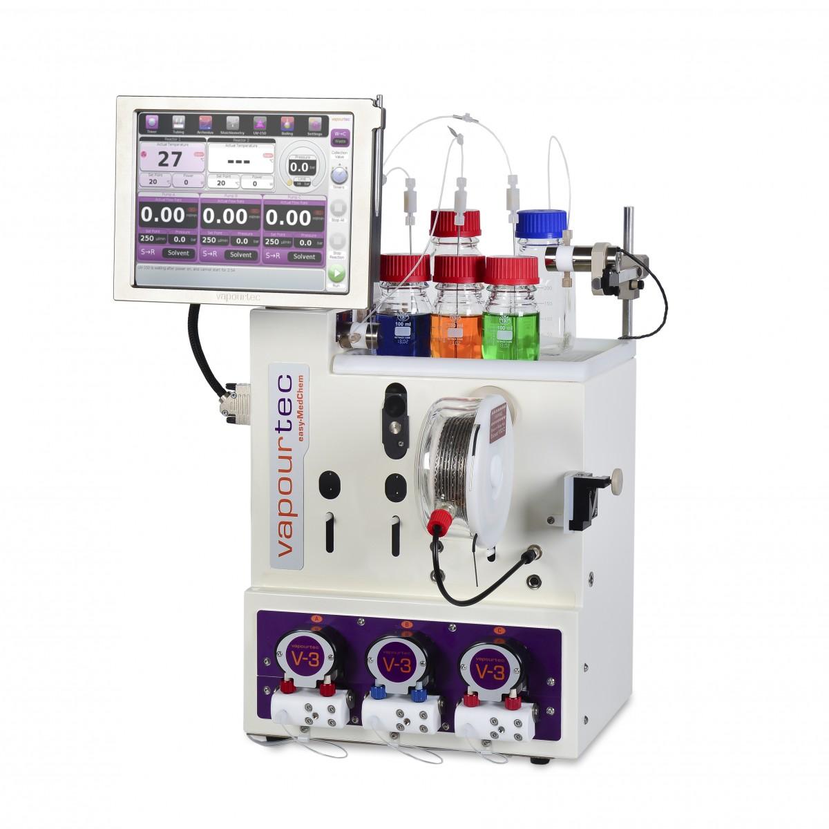 Vapourtec - easy-polymer-flow-reactor