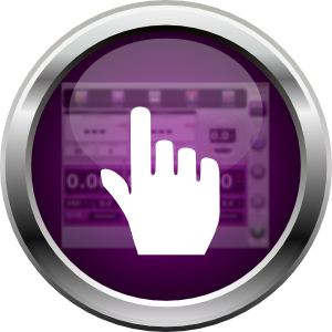 E-Series manual interface icon