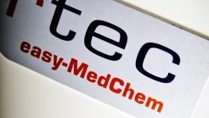 E-series medchem label