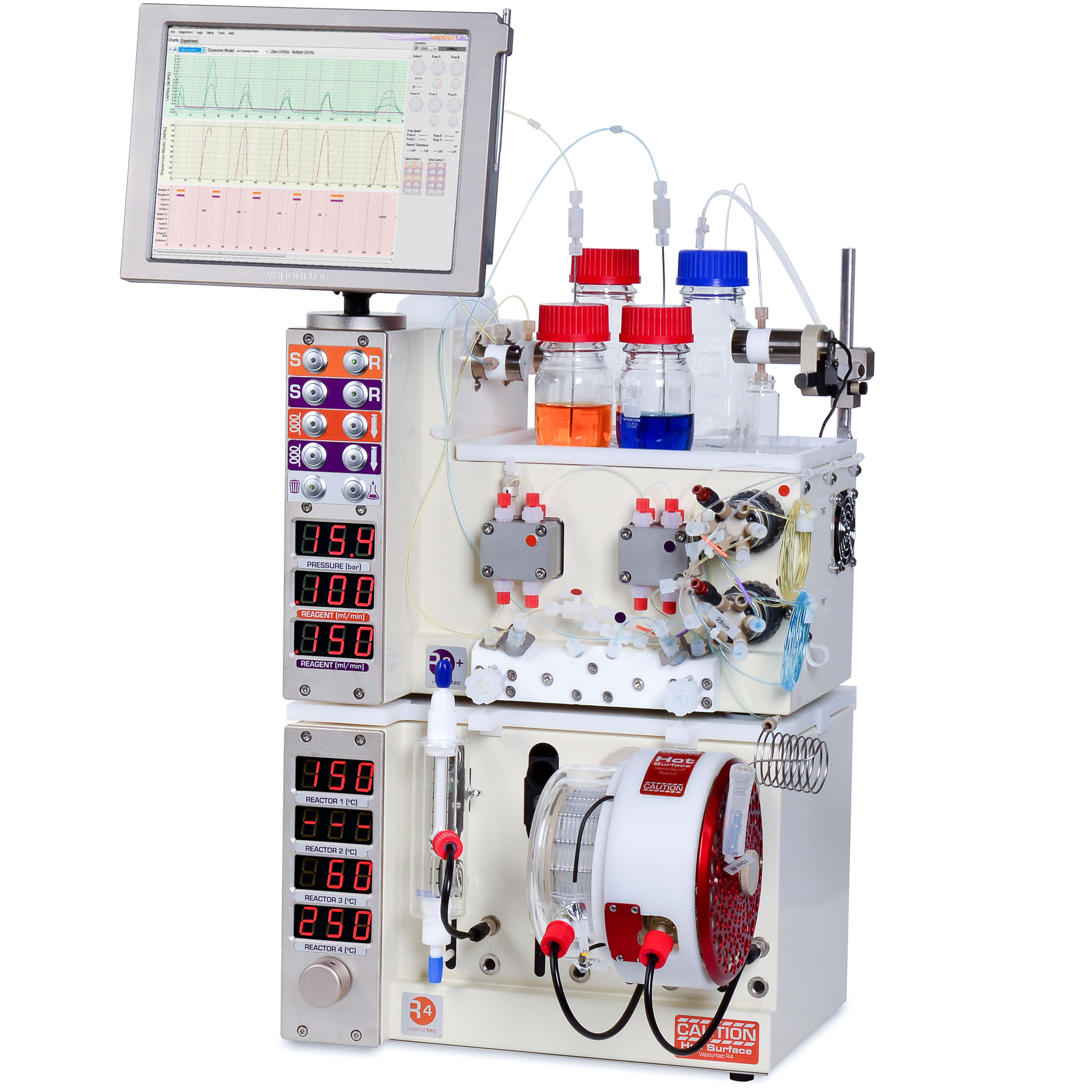 RS-200 advanced flow chemistry system