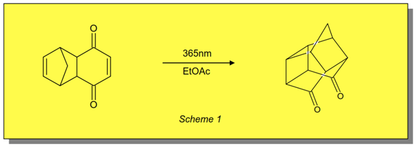 Application Note 44 – Direct, [2+2] photocycloaddition using LED light
