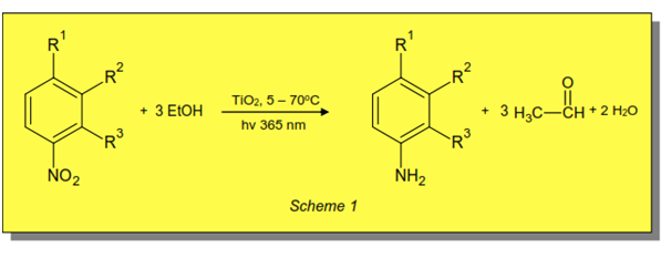 Application Note 42 – Photochemical hydrogenation of a range of Nitro compounds