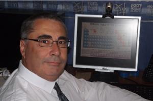 Dr Roger Moses flow chemist - Vapourtec