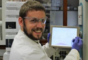 Dr Ryan Skilton flow chemist - Vapourtec