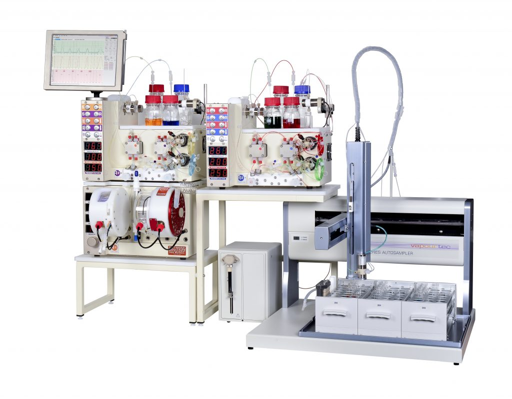 RS-400 flow chemistry system