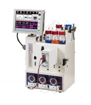 E-Series electrochemical flow system