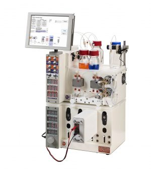 R-Series electrochemical flow system