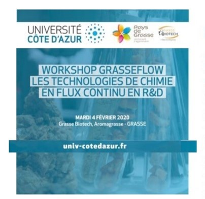 Workshop Grasse-Flow