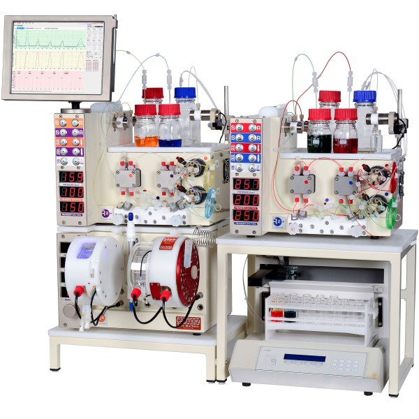 R-series flow chemistry system RS-300